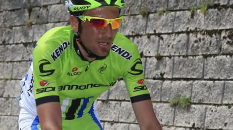 Ivan Basso, due volte vincitore del Giro d'Italia.Bettini