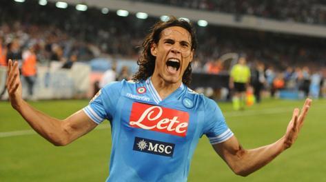 Napoli Cavani 101 Gol E Il Futuro Maradona Ti Raggiungo La Gazzetta Dello Sport