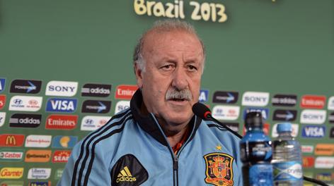 Vicente Del Bosque, 62 anni. Afp