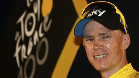 Chris Froome, 28 anni. Reuters