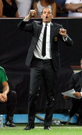 Massimiliano Allegri. Forte