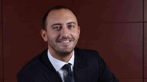 Marco Gobbi, responsabile marketing del Giro d'Italia.