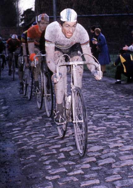 Parigi-Roubaix 1978 - Francesco Moser ( BettiniPhoto)
