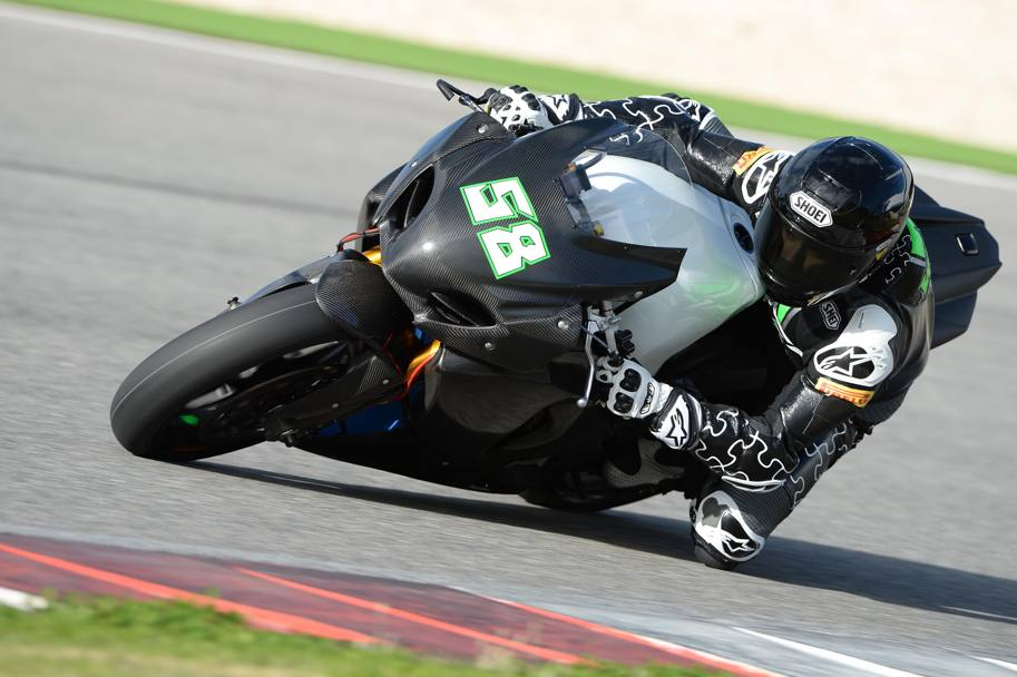 Eugene Laverty (Alex Photo)