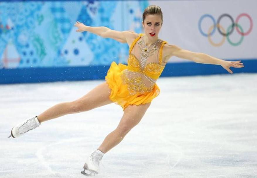Ashley Wagner, Usa. Epa