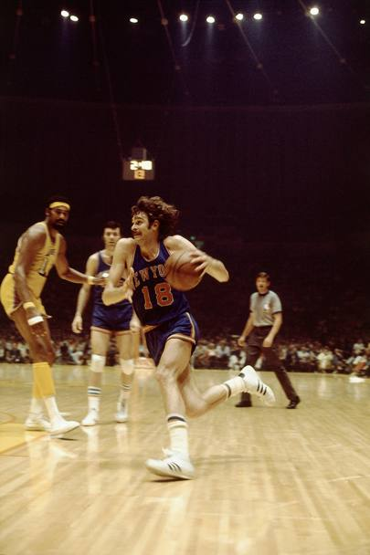 1970: Phil Jackson supera Wilt Chamberlain in una sfida tra i Lakers e i suoi Knicks