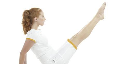 Fitness cinque esercizi per restare in forma