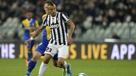 """Vidal: """"Sì, penso al Pallone d'Oro: La Juventus mi ha cambiato. E migliorato.."""""""