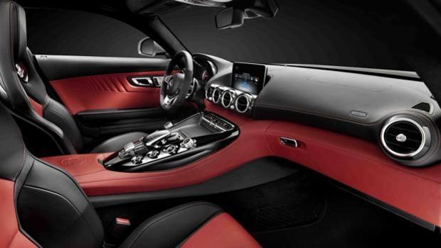 Arriva la mercedes amg gt 911 e v8 sono avvisate la for Mercedes g interno