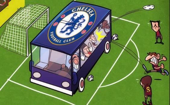 Champions, la stampa spagnola boccia il catenaccio di Mourinho - La  Gazzetta dello Sport