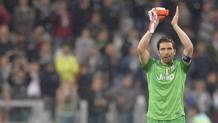 Gigi Buffon, 36 anni. LaPresse