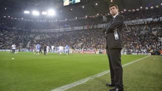 Il presidente della Juve Andrea Agnelli, 38 anni. LaPresse