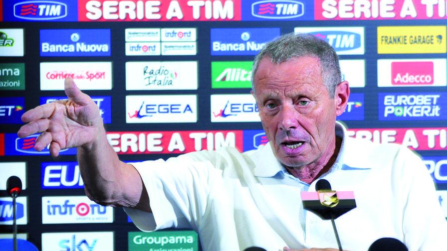 Maurizio Zamparini, 72 anni. Ansa