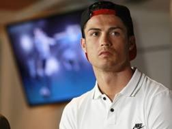 Cristiano Ronaldo, 29 anni. Ansa