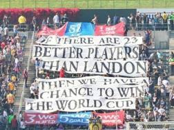 I tifosi difendono Landon Donovan