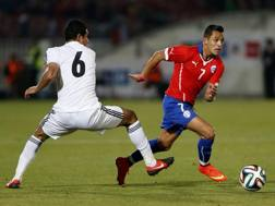 Alexis Sanchez, 25 anni, 19 gol in campionato. Action Images