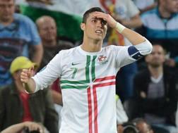 Cristiano Ronaldo, 49 gol in Nazionale. Afp