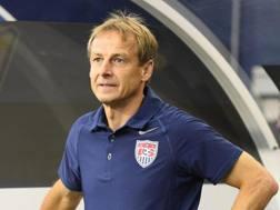 Jurgen Klinsmann, 50 anni tra pochi giorni, ct Usa. Ansa