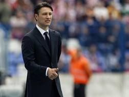 Niko Kovac, 42 anni, allenatore della Croazia. Action Images