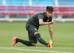 Neymar, 22 anni. Action Images