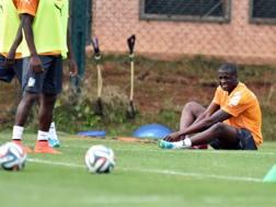 Yaya Touré, 31 anni, 24 gol in stagione. Afp