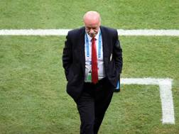 Vicente del Bosque, 63 anni. Afp