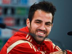 Cesc Fabregas. Getty Images