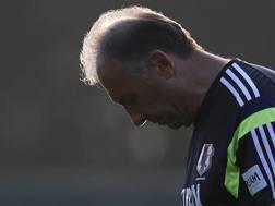 Alberto Zaccheroni, 61 anni, allena il Giappone dal 2010. Reuters