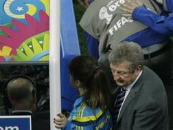 Roy Hodgson, 66 anni. Ap