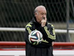 Vicente del Bosque González, 63 anni. Epa