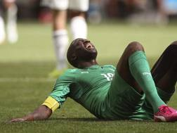 Yaya Touré, 31 anni. Epa