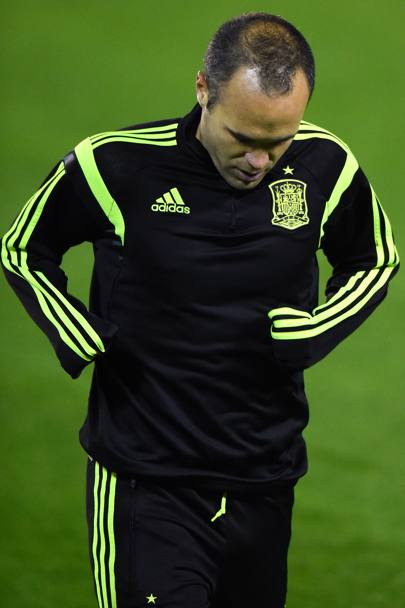 Andres Iniesta (Getty Images)