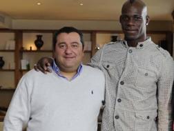 Mino Raiola, italo-olandese, è Agente di Mario Balotelli. IPP
