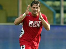 Emanuele Calaiò, 32 anni. Ansa