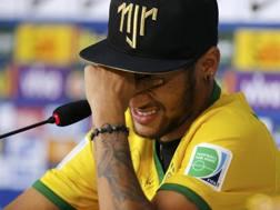 Neymar, 22 anni. LaPresse