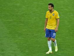 Fred, 31 anni, 37 presenze e 17 gol in nazionale. Afp
