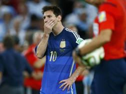 Leo Messi, 27 anni. Reuters