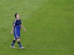 Lionel Messi, 27 anni, prima finale mondiale. LaPresse