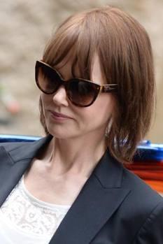 Nicole Kidman che cambio di look. Irriconoscibile nel film
