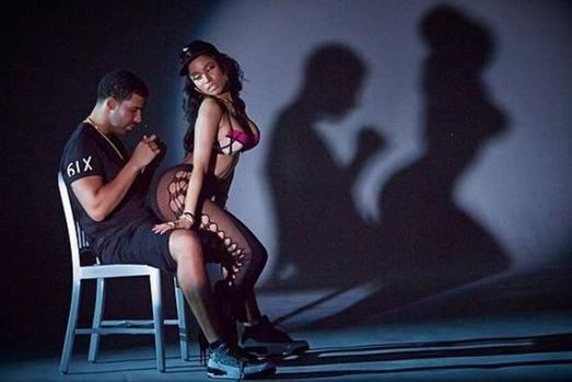 Nicki Minaj in un porno