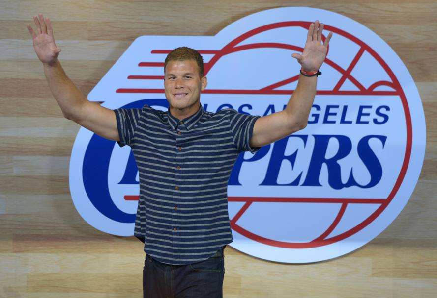 Blake Griffin (Usa Today)