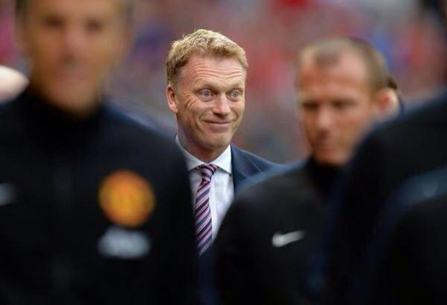 E se la ride David Moyes.
