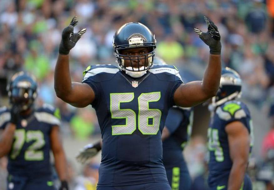 Cliff Avril dei Seahawks (Reuters)