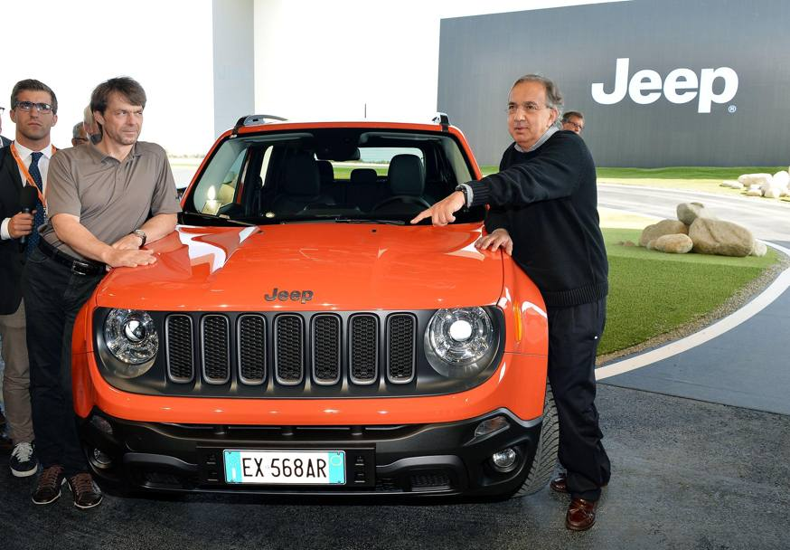 nuova jeep renegade  l u0026 39 americana made in italy