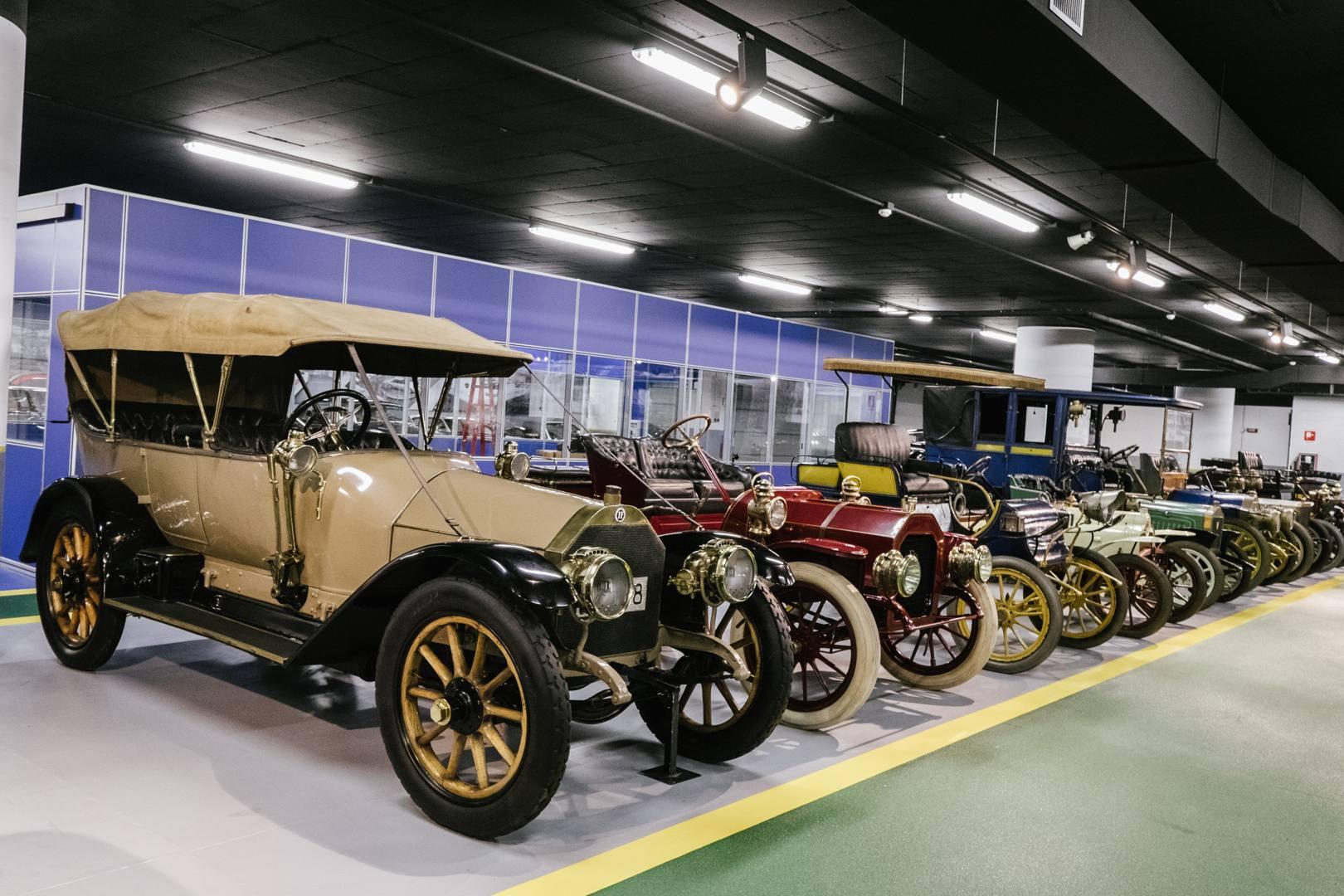 Torino, si rinnova il Museo nazionale dell'auto - La ...