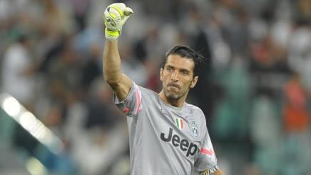 """Juventus, Buffon si esalta: """"Siamo da G8 d'Europa"""""""