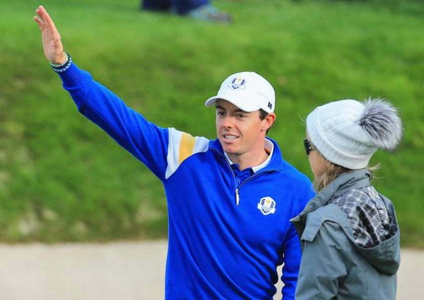 Rory McIlroy. Getty