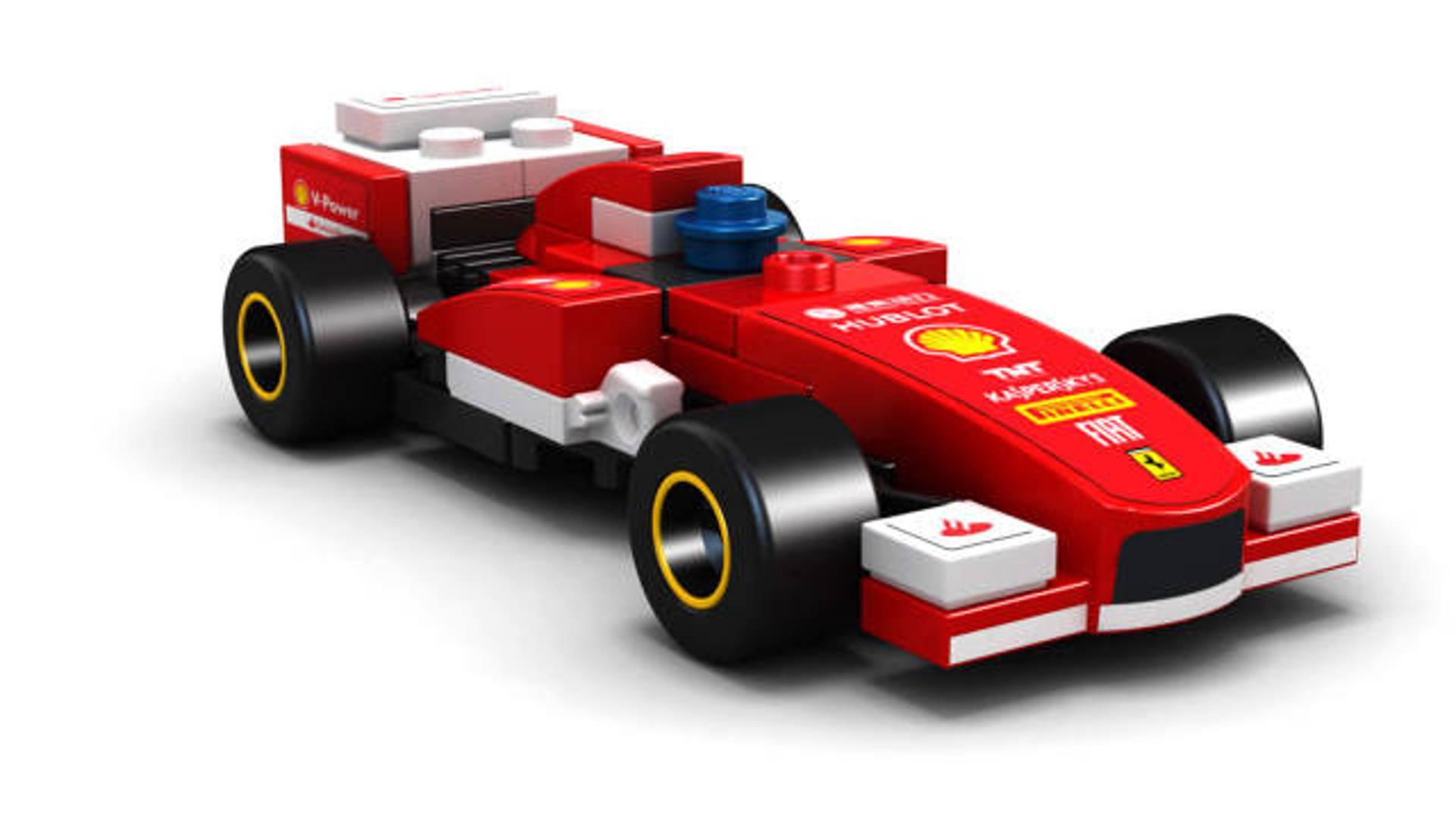 La Ferrari Di Lego La Gazzetta Dello Sport