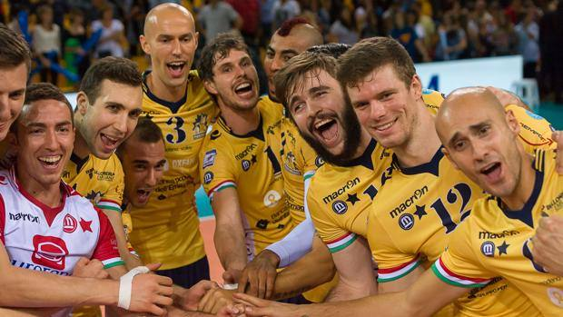 Volley superlega modena batte perugia ravenna colpo a for Casa modena volley