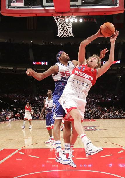 2006: Dirk all'All Star Game